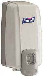 Gojo Industries 315-2120-06 Purell Nxt Space Saver Dispenser, Dove Gray (Pack Of 6)