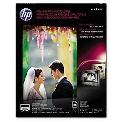 "HP Cr670A HP Photo Paper, 8-1/2""X11"", 11.5 Mil, 25 Shts/Pk, Glossy/We"