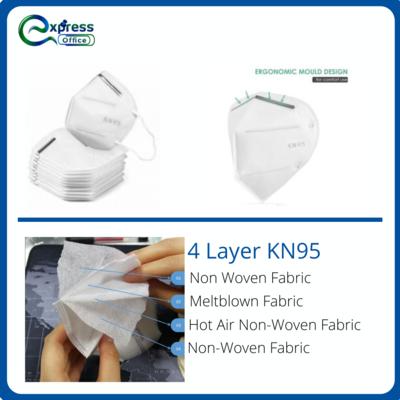 KN95 Masks (Pack of 40)