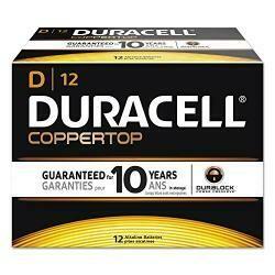 Duracell Duracell Alkaline Batteries D-Size Alkaline Duracellbattery: 243-Mn1300 - D-Size Alkaline Duracellbattery