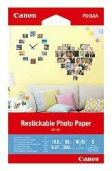 """Canon RP-101-4""""X6"""" Restickable Photo Paper (3635C002)"""