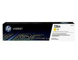 HP 126A | CE312A | Toner Cartridge | Yellow