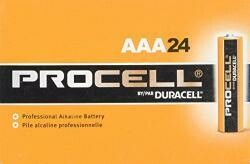 Duracell 32-Ma92-Dh0O Procell Alkaline Battery, Aaa (Pack Of 24)