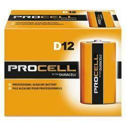 Duracell Procell Alkaline D Battery - Pc1300