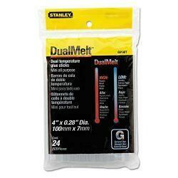 Stanley Hand Tools Gs10Dt Mini Dualmelt Glue Sticks 24 Count