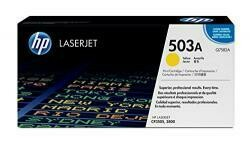 HP 503A (Q7582A) Yellow Toner Cartridge For HP Color Laserjet 3800 Cp3505