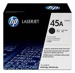 HP 45A | Q5945A | Toner Cartridge | Black