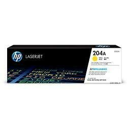HP 204A (CF512A) Yellow Toner Cartridge  For HP Laserjet Pro Mfp M180Nw M154Nw