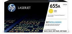 HP 655A (CF452A) Yellow Toner Cartridge For HP Color Laserjet Enterprise M652 M653 M681 M682