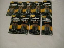 Duracell Watch / Electronic/ Keyless Entry Battery, 12 Volt Alkaline (9 Pack)