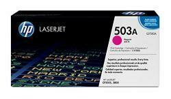HP 503A   Q7583A   Toner Cartridge   Magenta