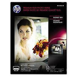HP Prem Plus 8.5X11 Gls 50Sht Photo Papr