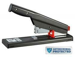Bostitch Antimicrobial 130 Sheet Heavy Duty Stapler, Black (B310Hds)