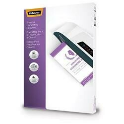 Fellowes Laminating Pouches, Thermal, Legal Size, 3 Mil, 50 Pack (52226)