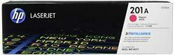 HP - 201A Standard Capacity Toner Cartridge - Magenta