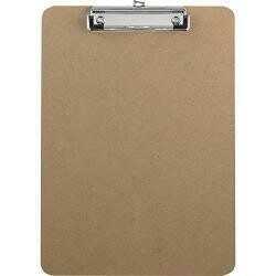 Business Source Clipboard With Grip Clip
