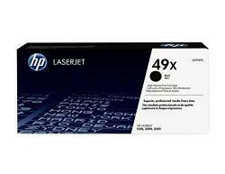 HP 49X | Q5949X | Toner Cartridge | Black | High Yield