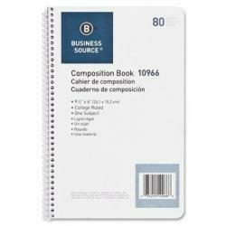 Business Source 80 Sheet Composition Book [Set Of 3]
