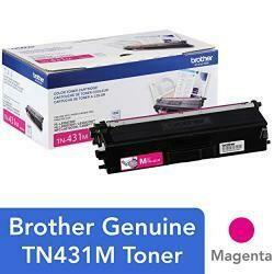 Brother Printer TN431M Standard Yield Toner-Retail Packaging , Magenta