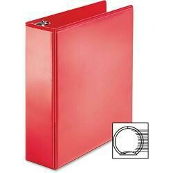 "Business Source Round Ring Binder, 3"" Capacity (09969)"