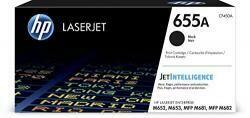 HP 655A (CF450A) Black Toner Cartridge For HP Color Laserjet Enterprise M652 M653 M681 M682