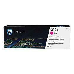 HP 312A (CF383A) Magenta Toner Cartridge For HP Color Laserjet Pro M476