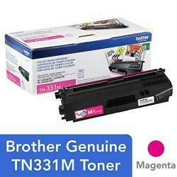 Brother Genuine TN331M Standard-Yield Magenta Toner Cartridge