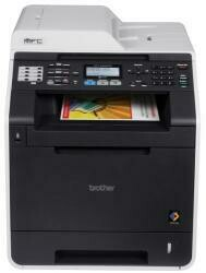 Brother MFC9460Cdn Color Photo Printer With Scanner, Copier & Fax