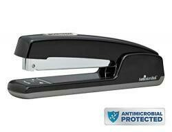Bostitch Professional Antimicrobial Metal Executive Stapler, Black (B5000-Black)