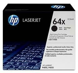 HP 64X (Cc364X) Black High Yield Toner Cartridge For HP Laserjet P4015 P4515