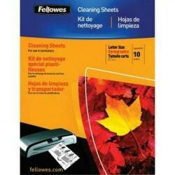 Fellowes Laminator Cleaning Sheet (5320603)