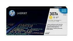 HP 307A | CE742A | Toner Cartridge | Yellow