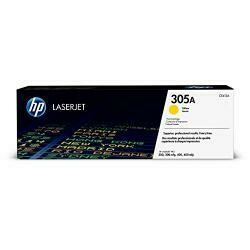 HP 305A (CE412A) Yellow Original Toner Cartridge For HP Laserjet Pro 400 Color Mfp M451Nw M451Dn M451Dw, Pro 300 Color Mfp M375Nw