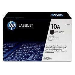 HP 10A (Q2610A) Black Toner Cartridge For HP Laserjet 2300