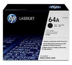 HP 64A (Cc364A) Black Toner Cartridge For HP Laserjet P4014 P4015 P4515