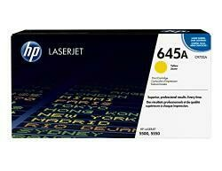 HP 645A (C9732A) Yellow Toner Cartridge For HP Color Laserjet 5500 5550