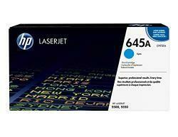 HP 645A (C9731A) Cyan Toner Cartridge For HP Color Laserjet 5500 5550