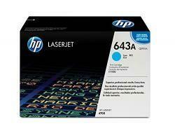 HP 643A (Q5951A) Cyan Toner Cartridge For HP Laserjet 4700