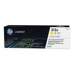 HP 312A (CF382A) Yellow Toner Cartridge For HP Color Laserjet Pro M476