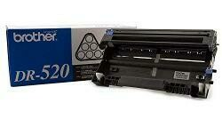Brother Dr520 (25,000 Yld) Replacement Drum Cartridge - Retail Packaging