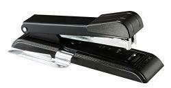 Bostitch Office B8 Powercrown Travel &Desktop Stapler, Black (B8Rc)