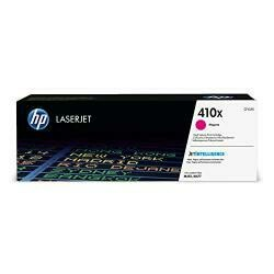 HP 410X (CF413X) Toner Cartridge, Magenta High Yield For HP Color Laserjet Pro M452Dn M452Dw M452Nw Mfp M377Dw Mfp M477Fdn Mfp M477Fdw Mfp M477Fnw
