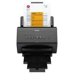 Brother Imagecenter Sheetfed Scanner - 600 Dpi Optical ADS-2400N
