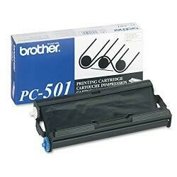 Brother PC501 Print Cartridge For The Fax575