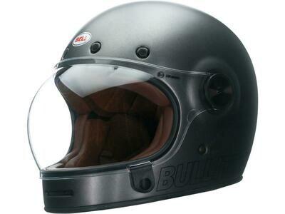 Bell Helm Bullitt Retro Metallic Titanium