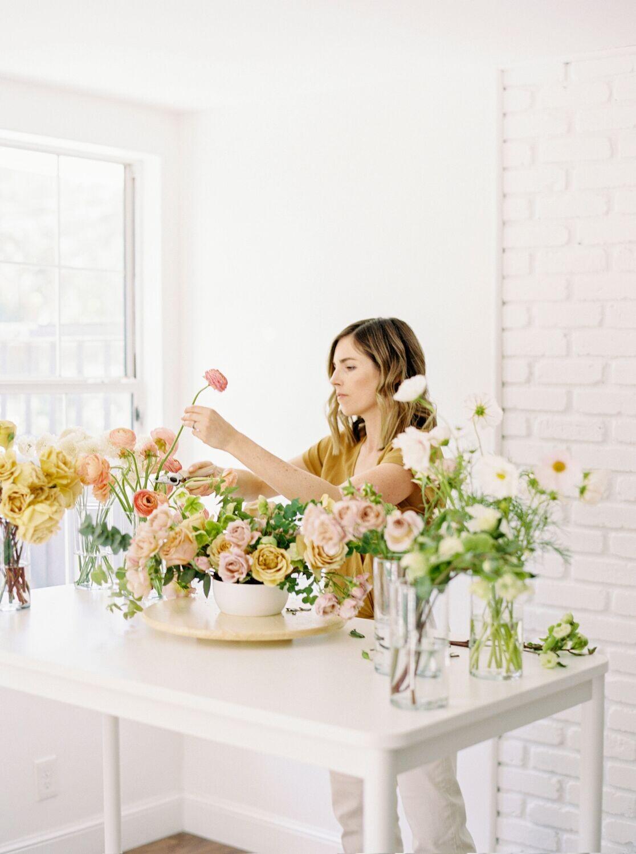 Saltbloom Floral Workshop