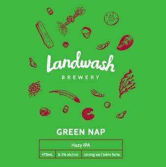 Landwash - Green Nap
