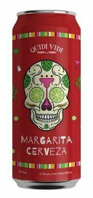 Quidi Vidi - Margarita Cerveza