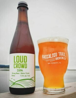 Baccalieu Trail - Loud Crowd DIPA