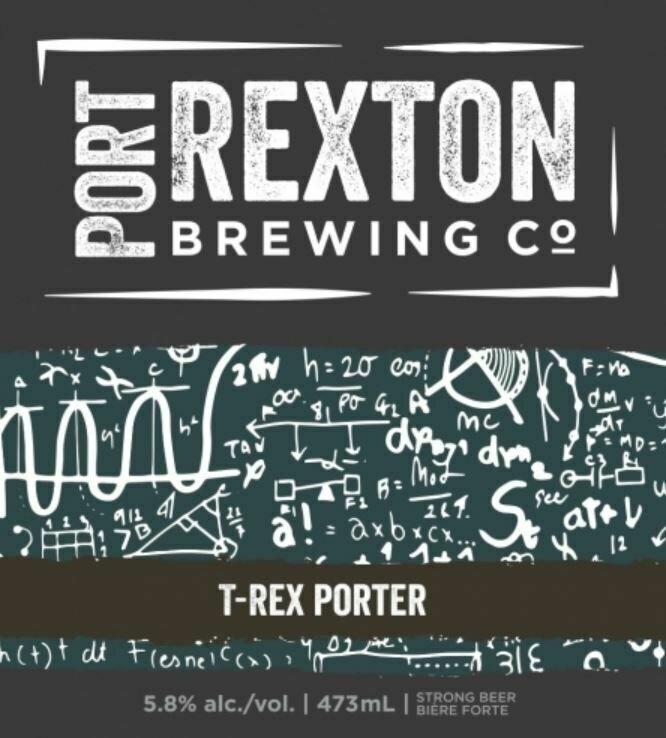 Port Rexton - T-Rex Porter